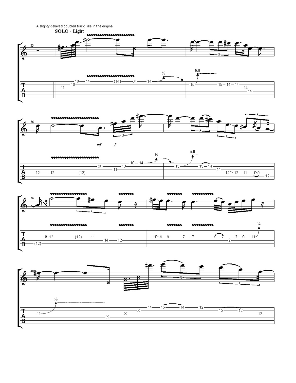David Gilmour Comfortably Numb Analysis On Behance