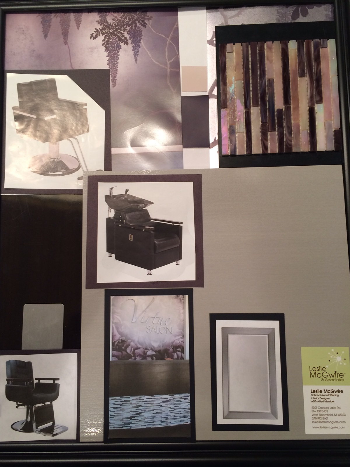 Interior design presentation boards leslie mcgwire on for Interior design consultation