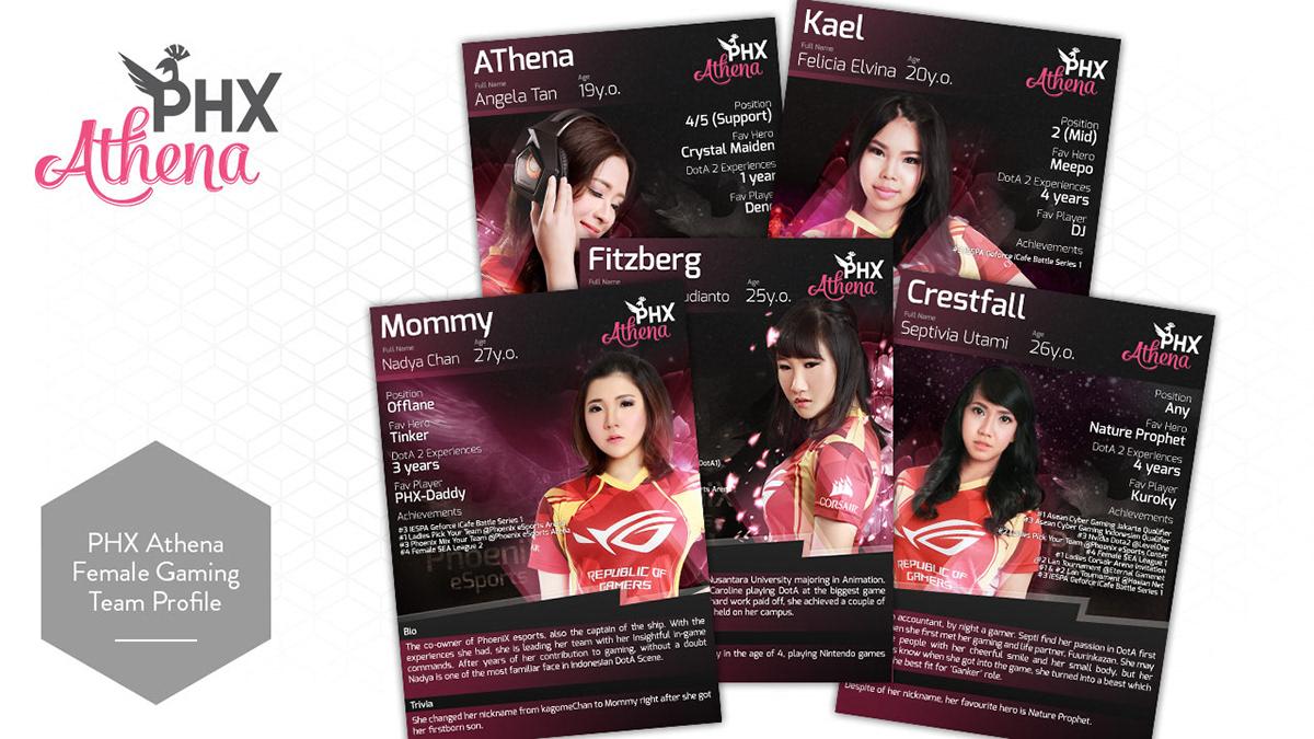 Gaming indonesia graphic design  dota2 tournament poster