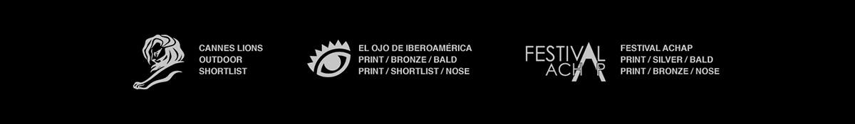 loto heritage nose bald Cannes lions Shortlist chile Cannes ad inheritance