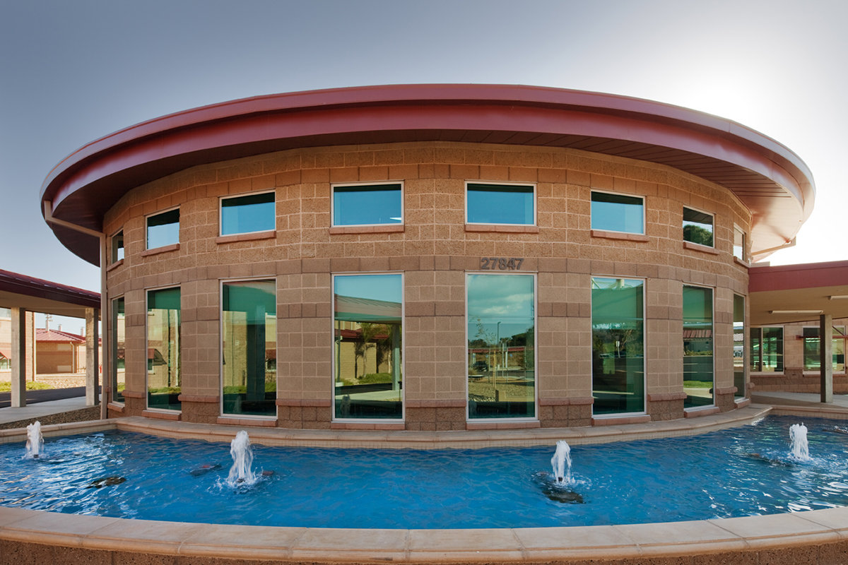 Wounded Warrior Headquarters amp Hope And Care Center On Behance