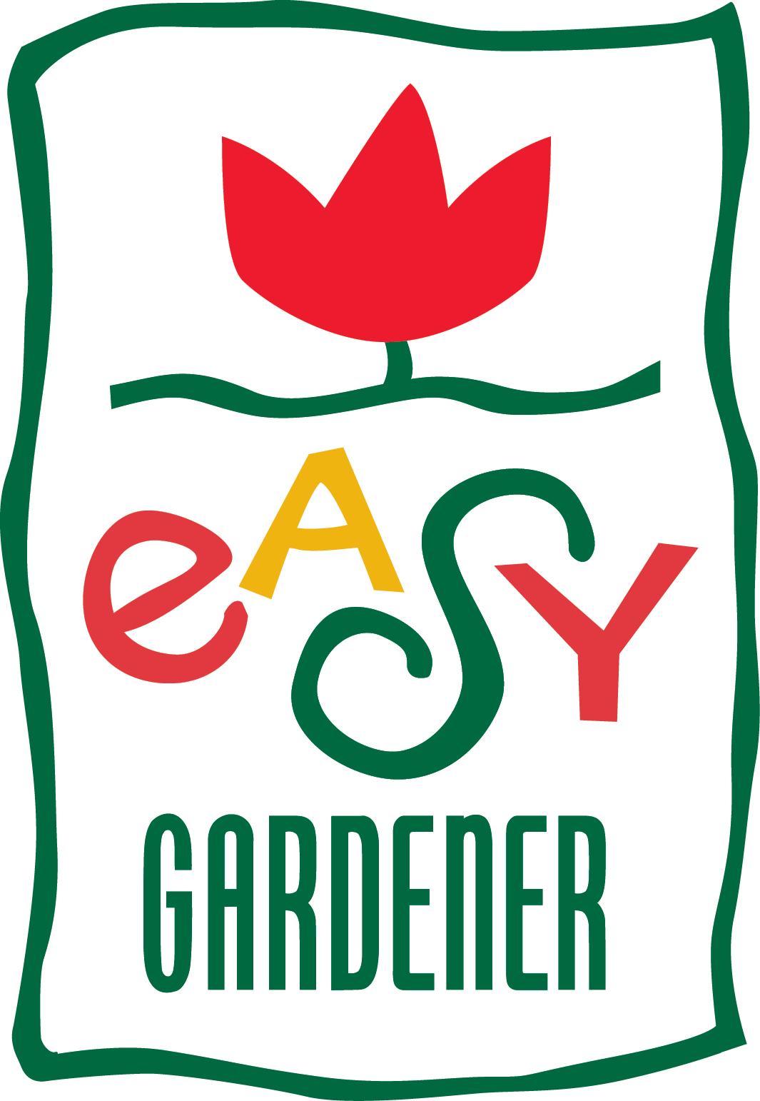 Easy Gardener Logo On Behance