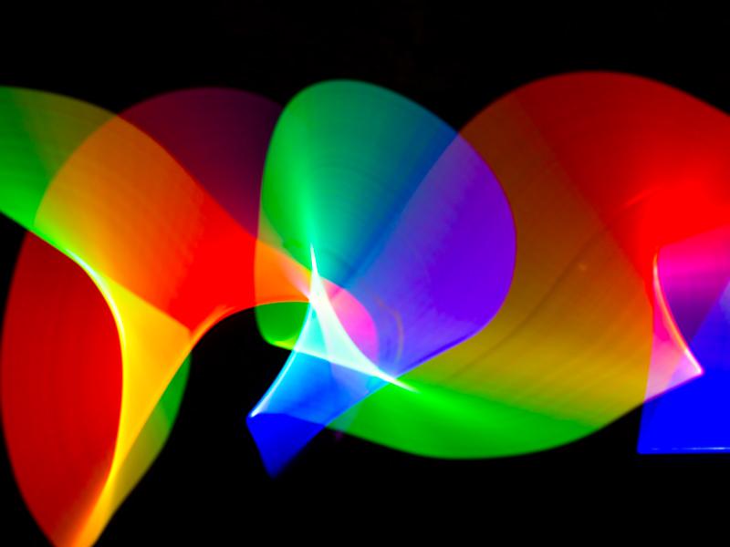763b299b81c Pixelstick in motion on Behance