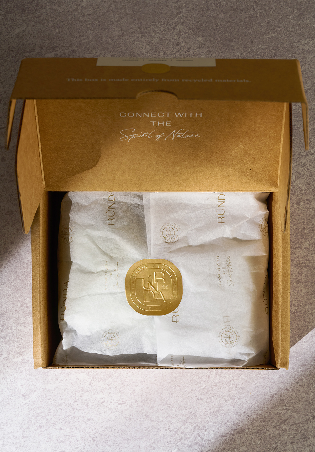 brand identity emblem Jewellery jewelry Logo Design Logotype Packaging packaging design runda typography