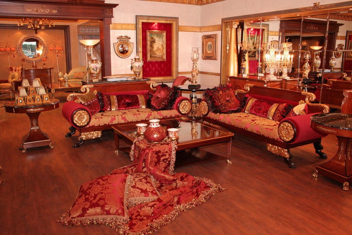 Classic Furniture Showroom Dubai Uae On Behance
