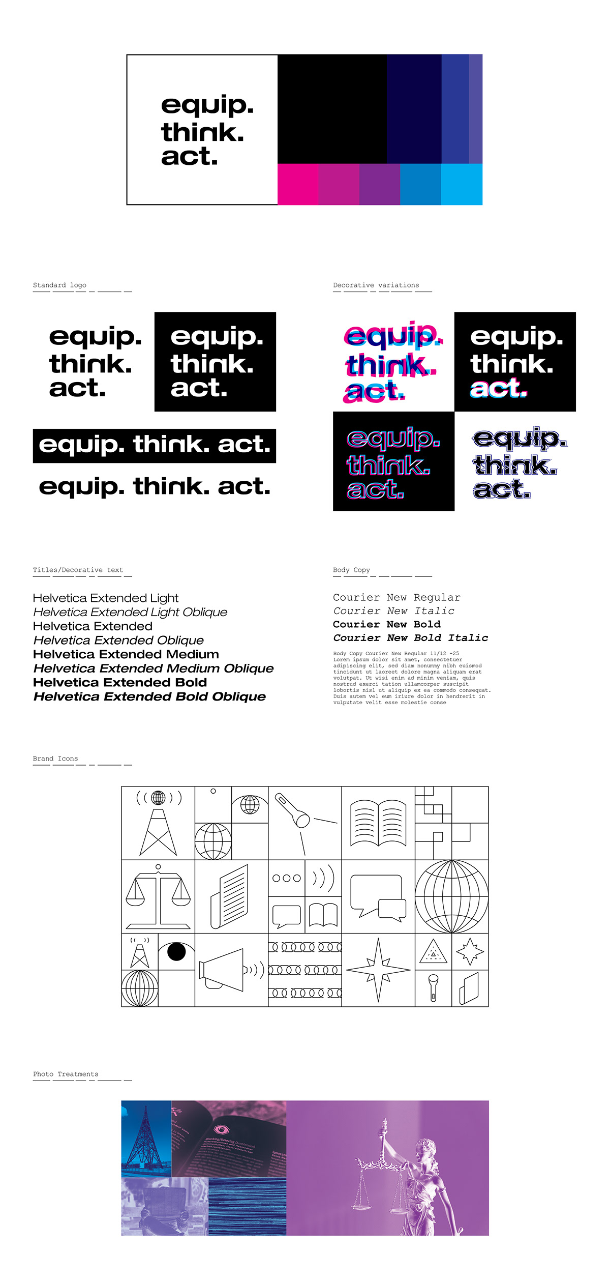 Awareness campaign branding  campaign Capstone project Education fake news melbourne designer misinformation tech youth