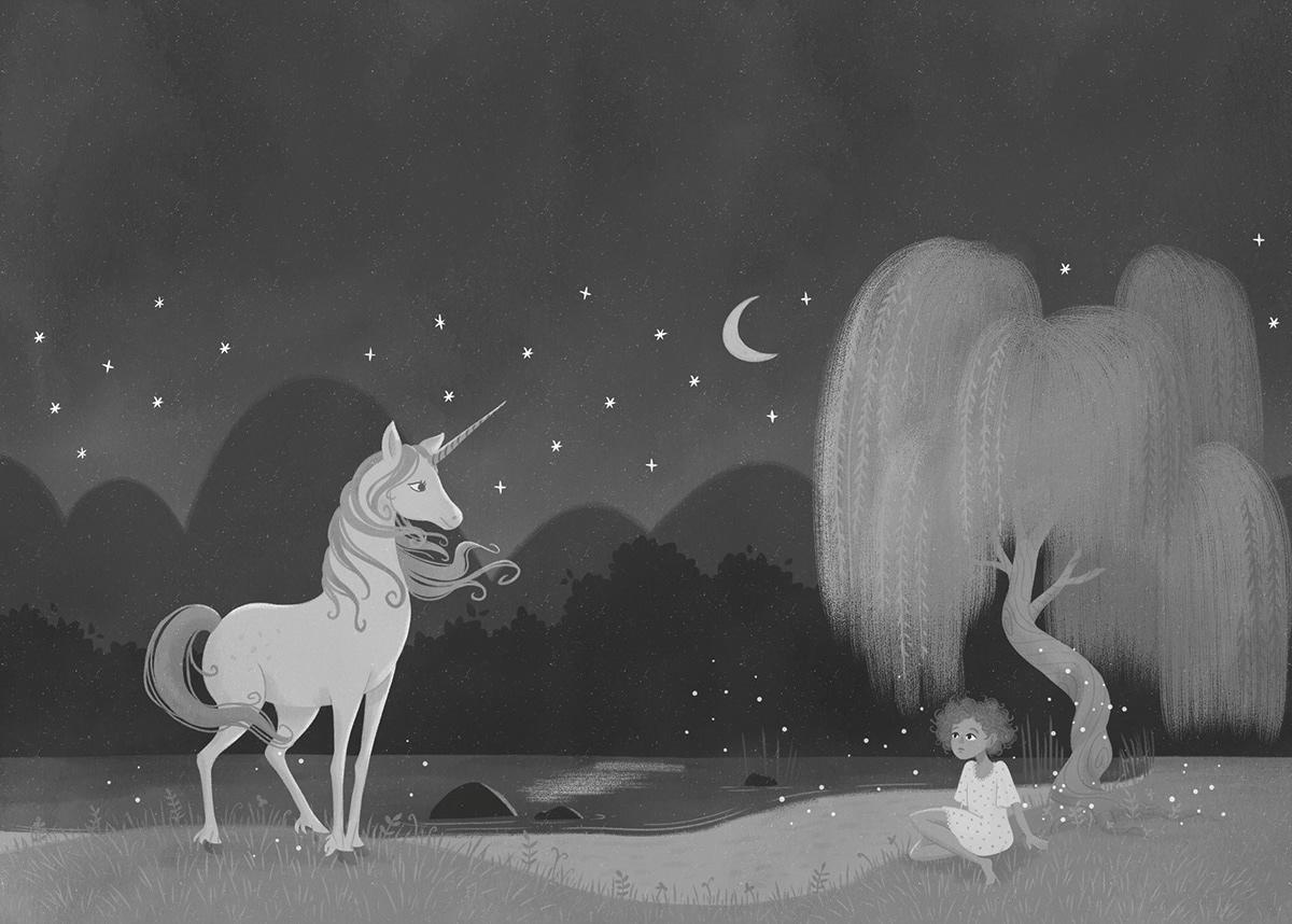 adventure children's book fantasy horses kid's book kidlit kinderbuch unicorn unicorns witch