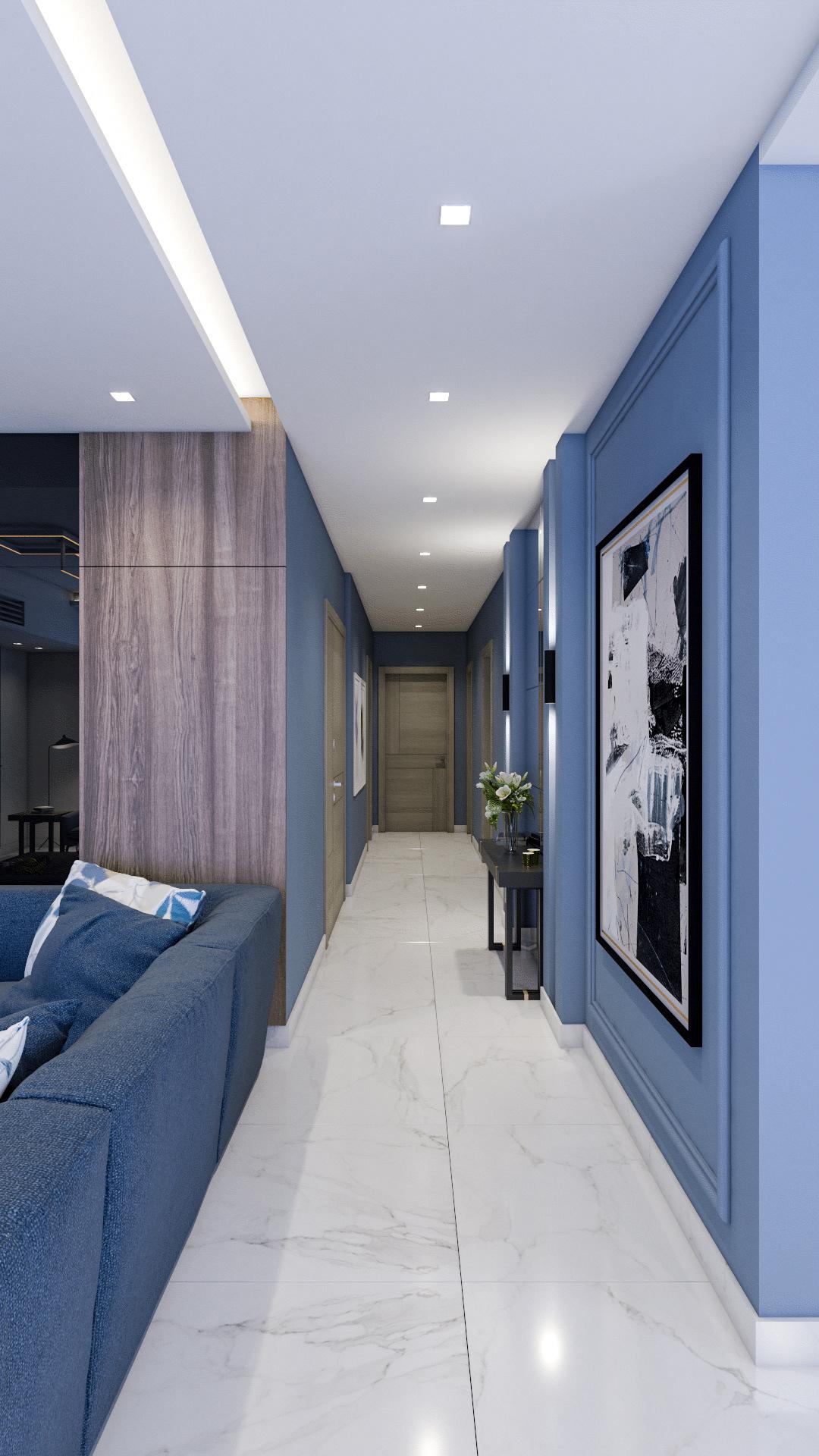 Image may contain: indoor, door and interior