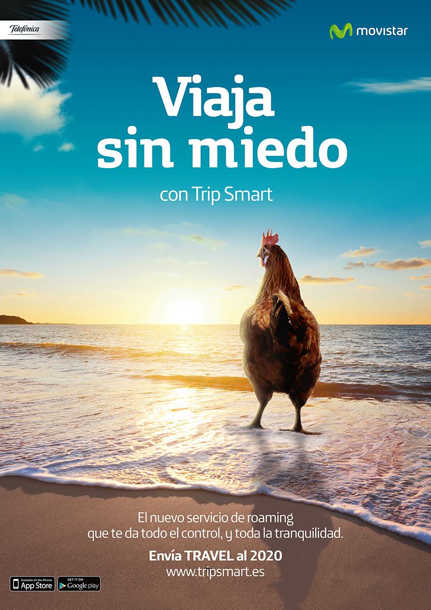 Telefonica chicken ads o2