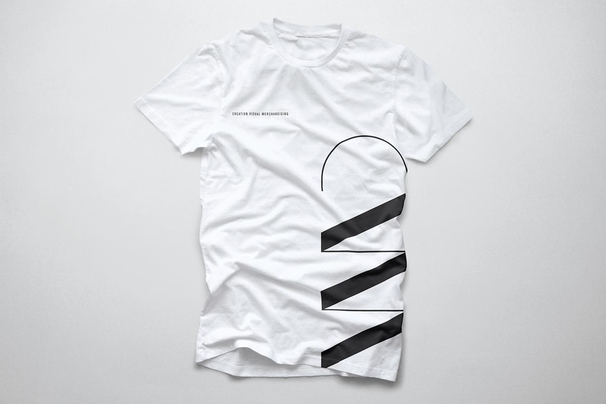logo logos brand identity Corporate Identity Stationery Website brochure t-shirt Retail black & white pattern SWINGTAG Wine Bottle envelope