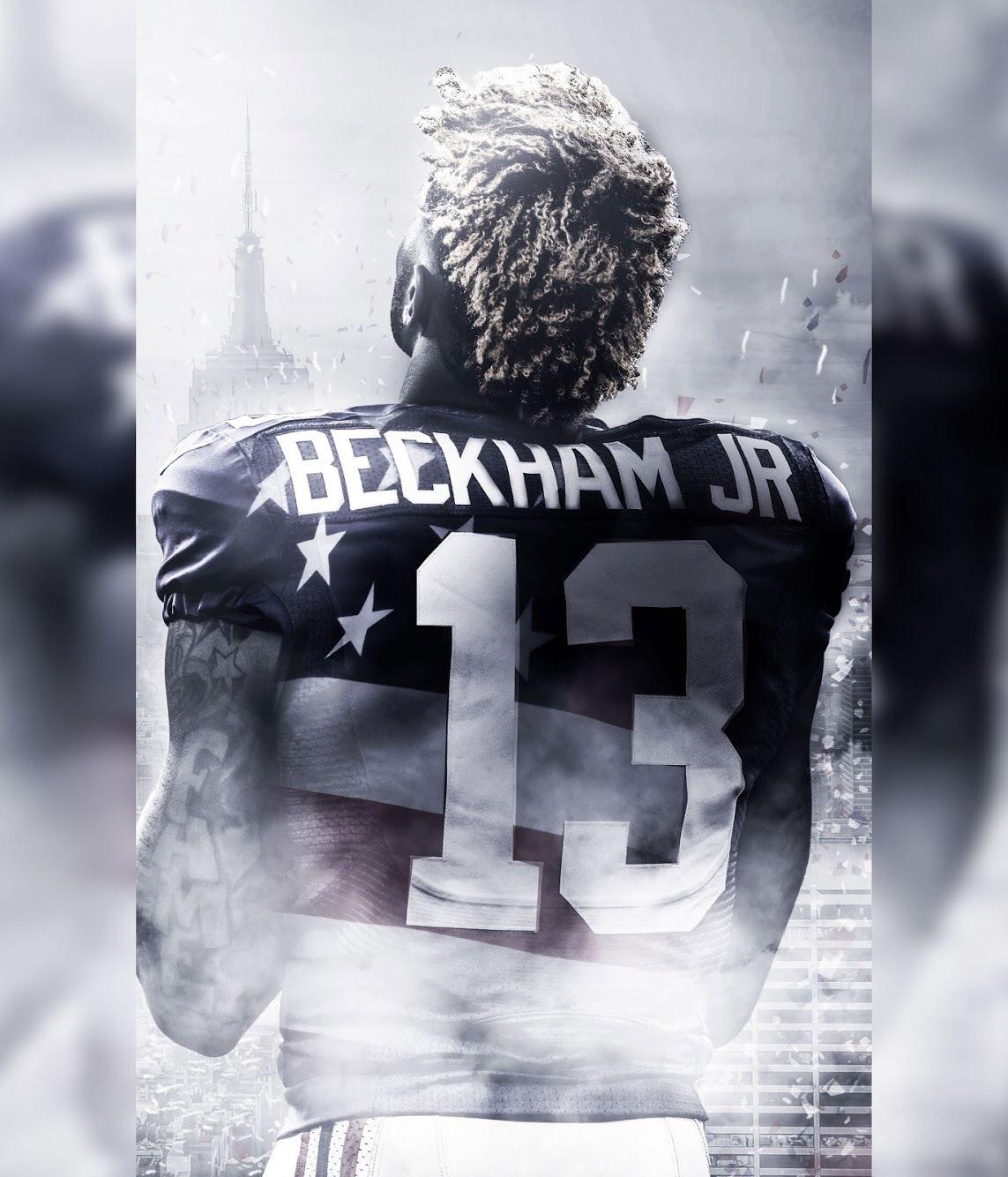 Odell Beckham Jr Wallpaper On Behance