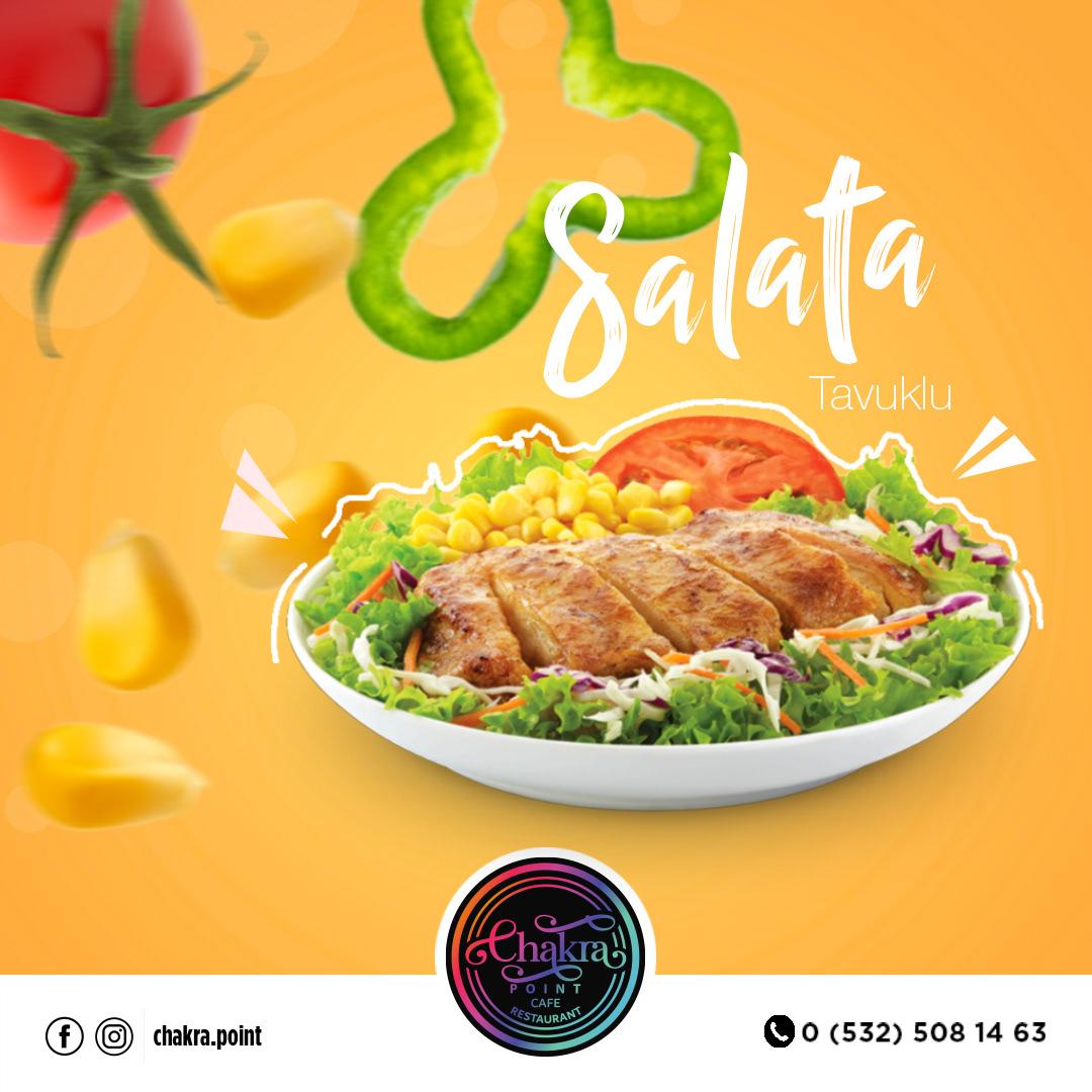 Chakra Point Cafe Restaurant Social Media Post Design On Behance
