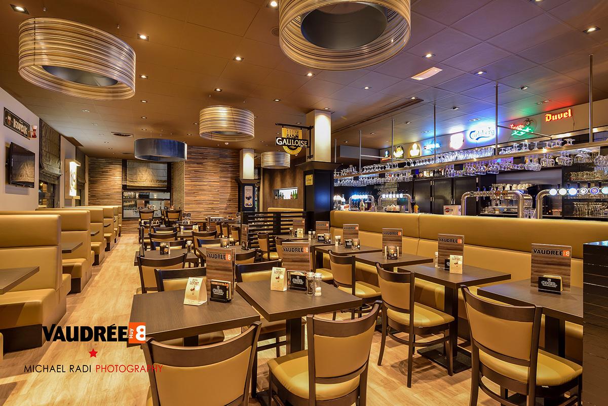 google maps business view Vaudrée Huy restaurants beers Bières belgium Street