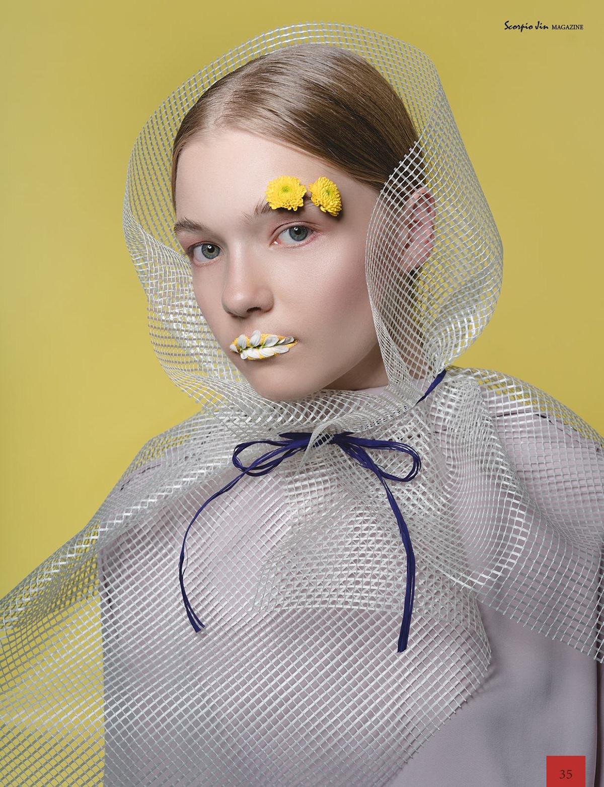 beauty Flowers Fashion  editorial MUA MAKE UP ARTIST Визажист Make Up