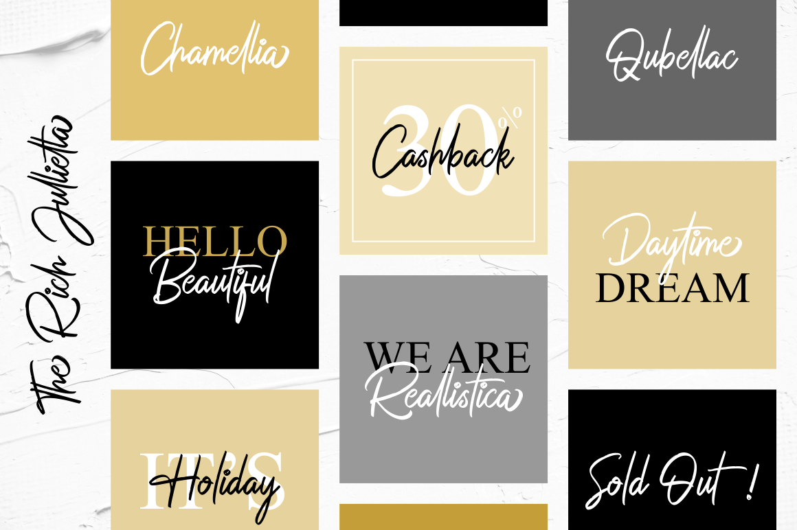 typography   font Script lettering Typeface handwriten bold elegance classy type