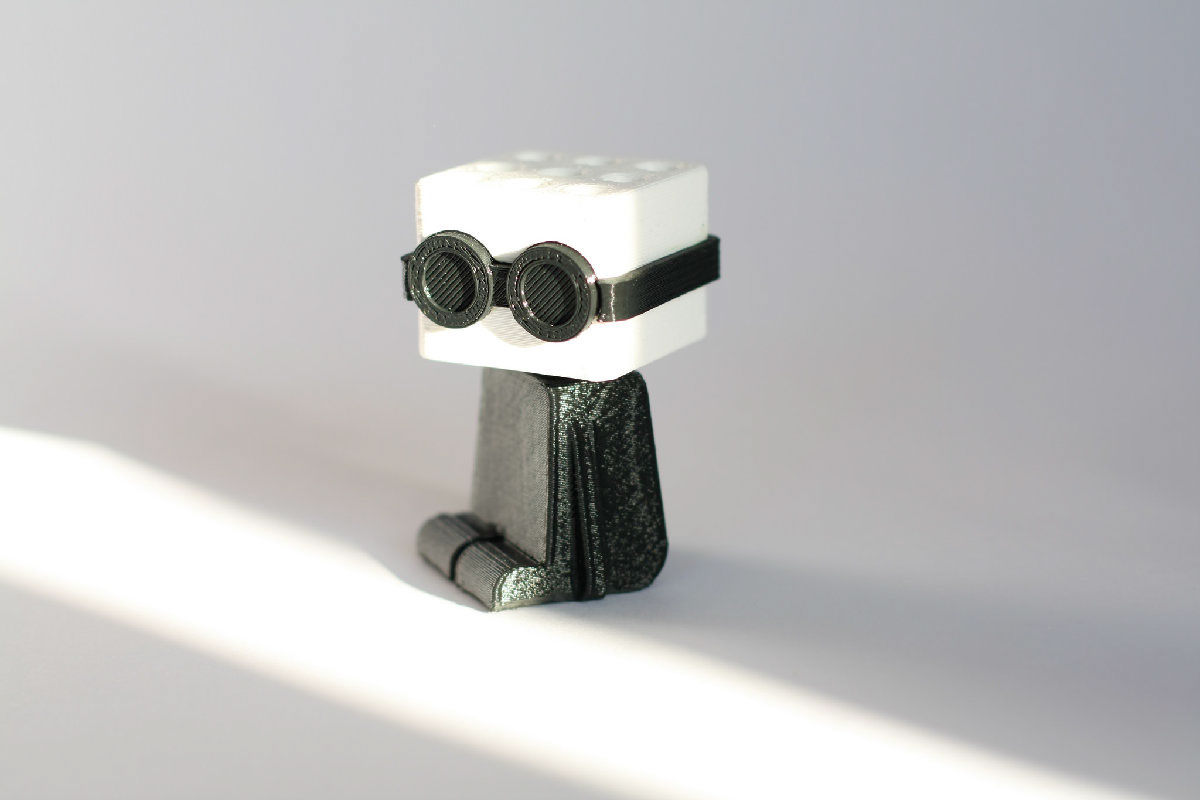 Pencil holder pencil desk toy 3d printing 3D Render
