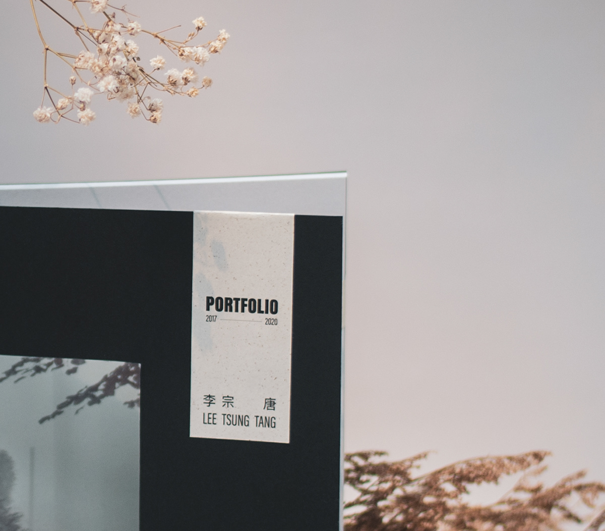 binding book design portfolio product