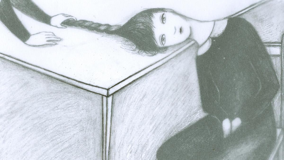 HAIRCUT short-film by Virginia Mori on Behance