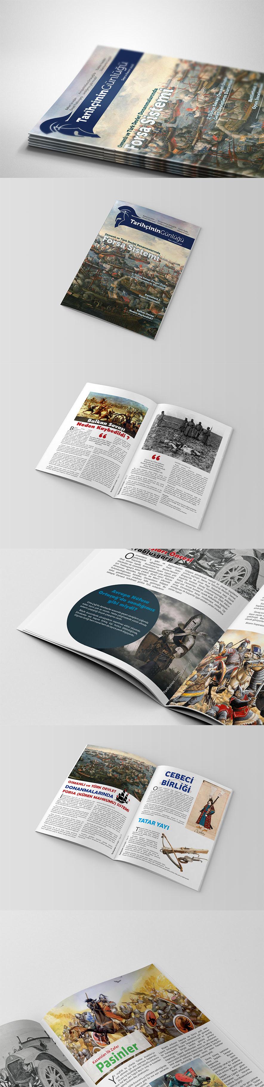 tarih magazine Dergi history periodical ottoman