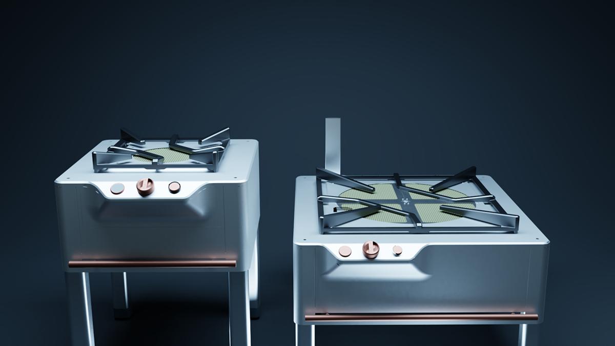 Image may contain: stove, indoor and screenshot
