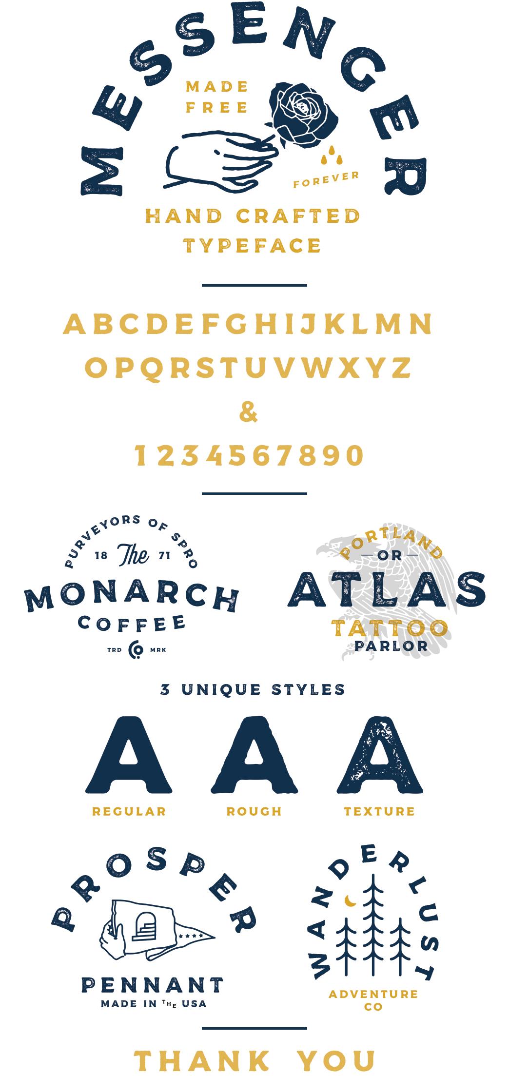 Free font free free fonts lettering Lockup badge HAND LETTERING ILLUSTRATION  logo texture font