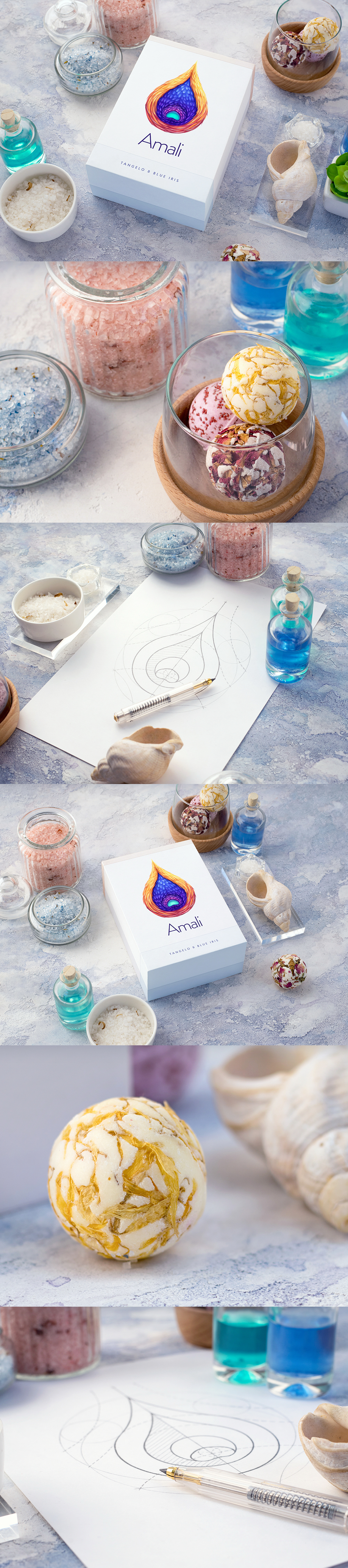 sketch identity pencil Logotype badge cosmetics typography   embossing card playing