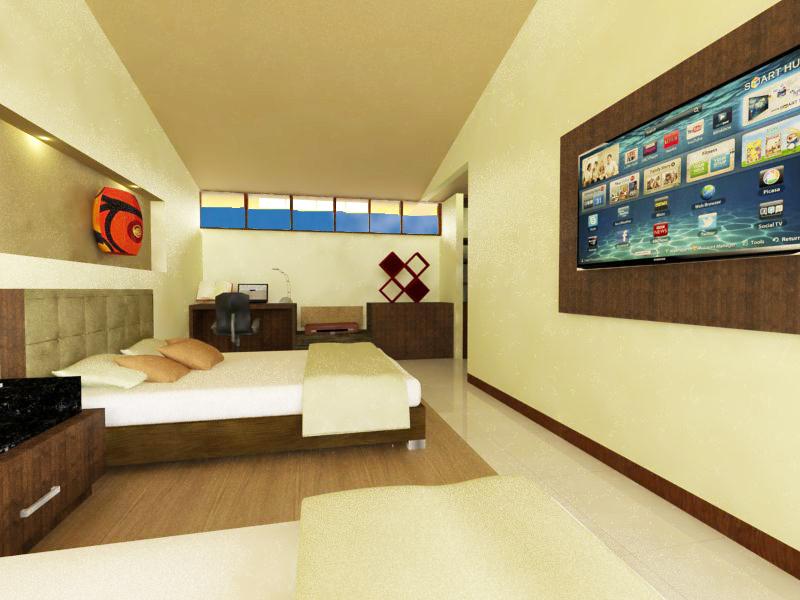 Diseño Interiorismo Cabañas Hotel Campestre La Potra. on Behance