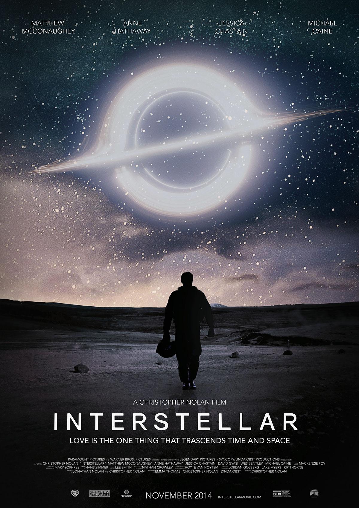 """Interstellar 1080p: Carteles """"Interstellar"""" On Behance"""
