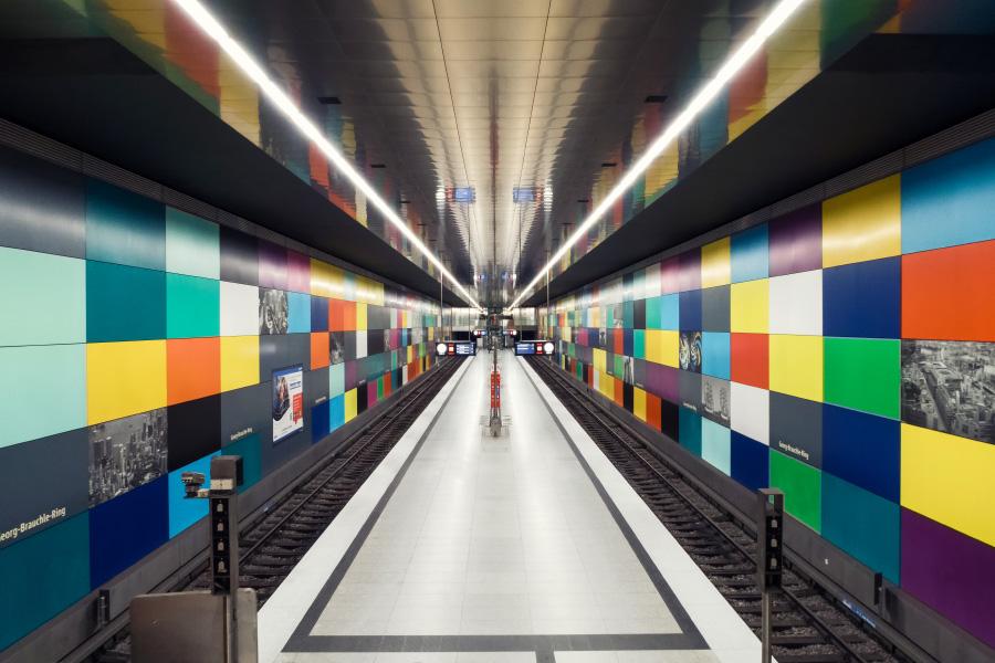 Munich Underground System