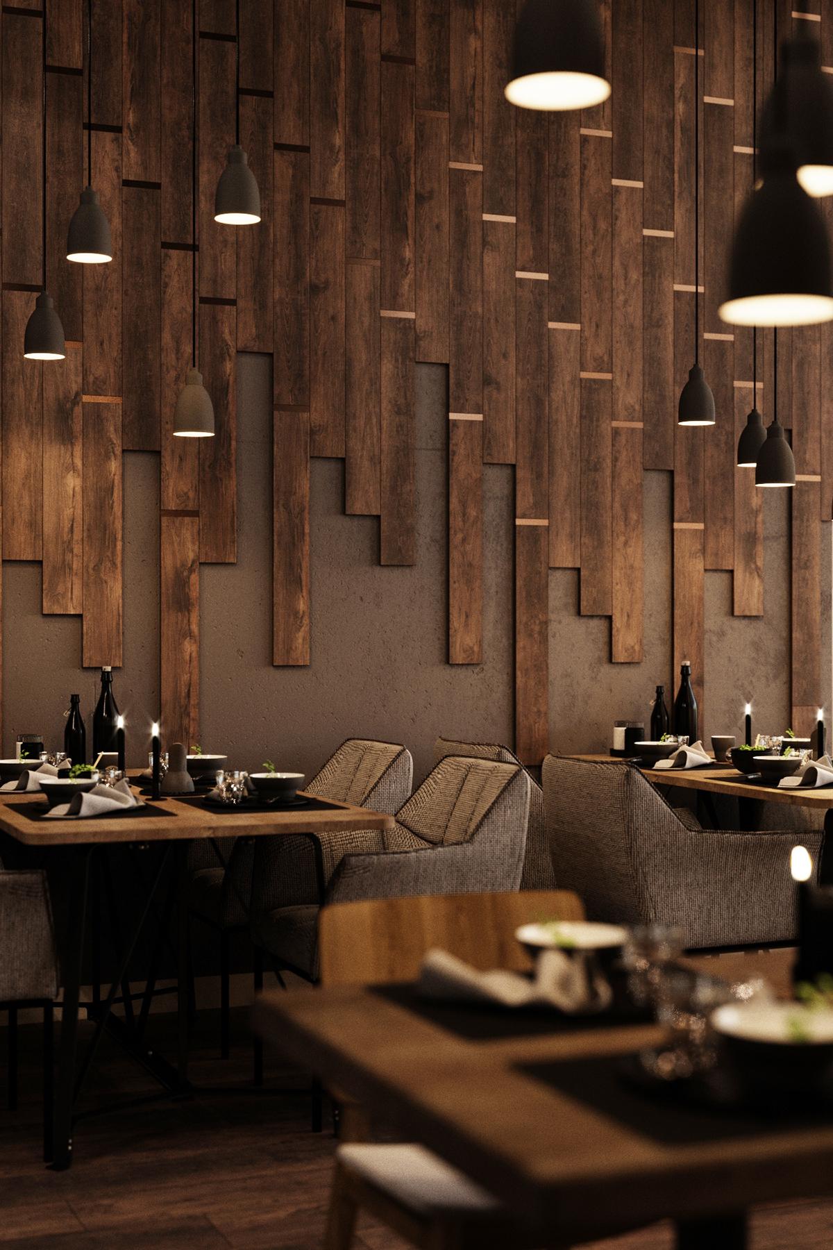 538 best restaurant cafe design images on pinterest restaurant interior design. Black Bedroom Furniture Sets. Home Design Ideas