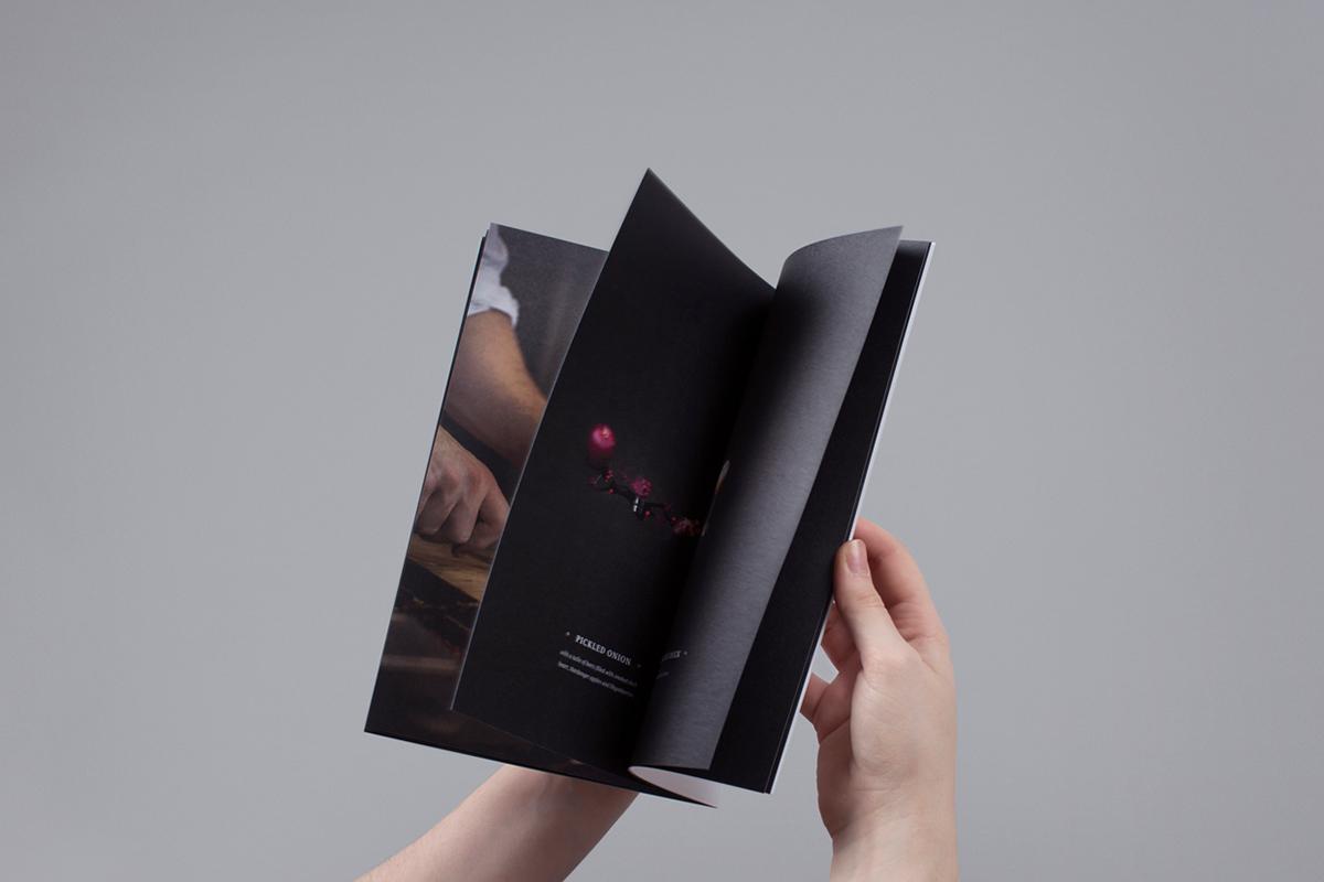branding  KIND chef graphic design  Corporate Identity visual identity Photography  Food  norway Scandinavia