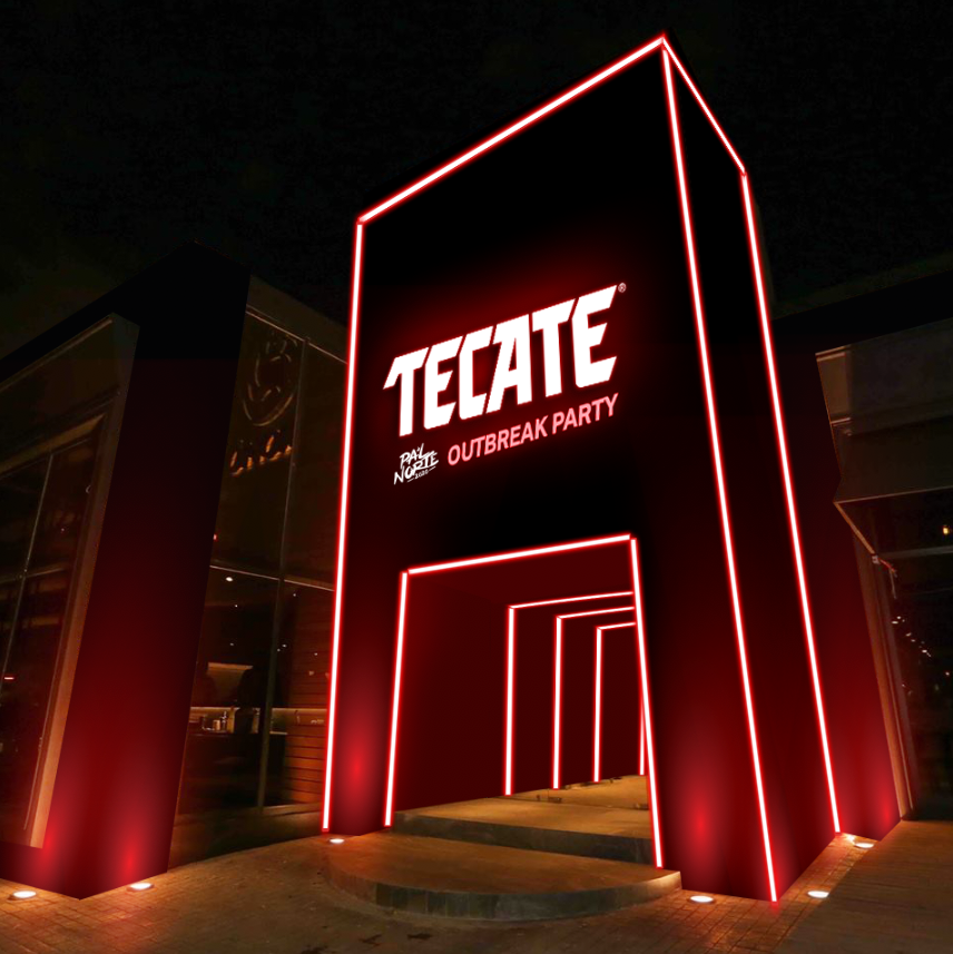 festival Pal Norte party Tecate
