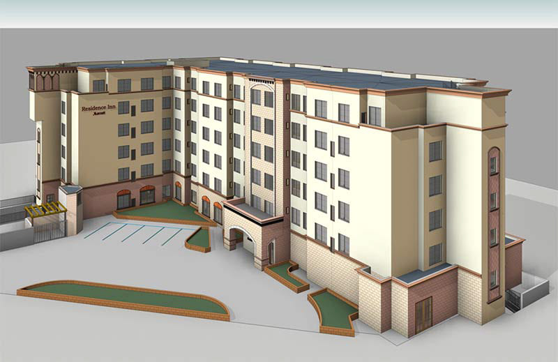 How Architectural 3D Modeling Benefit Construction Industry  Hitech BIM Services