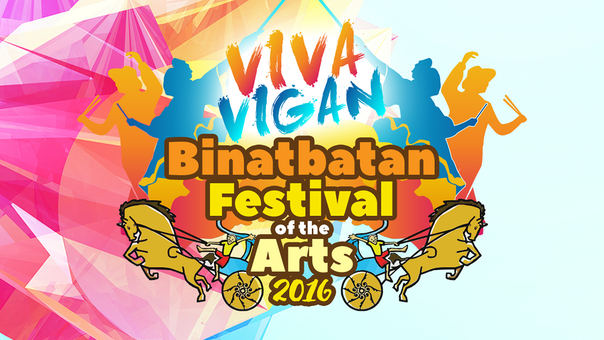 festival vigan fiesta binatbatan festival viva vigan Vigan City  new 7 wonders UNESCO ilocos sur