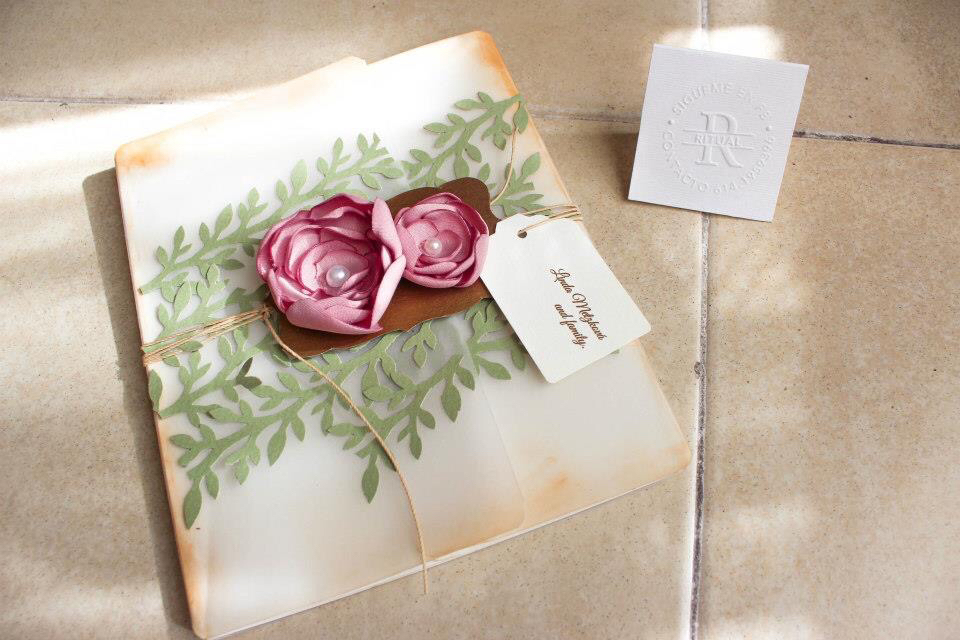 Enchanted Forest Invitation On Behance