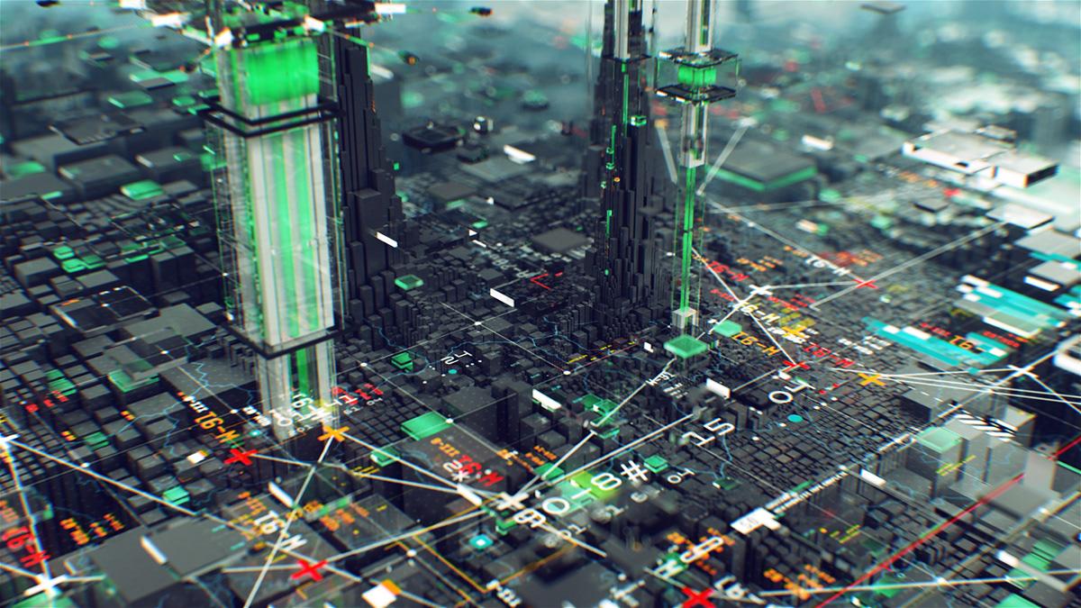 Image may contain: screenshot and skyscraper