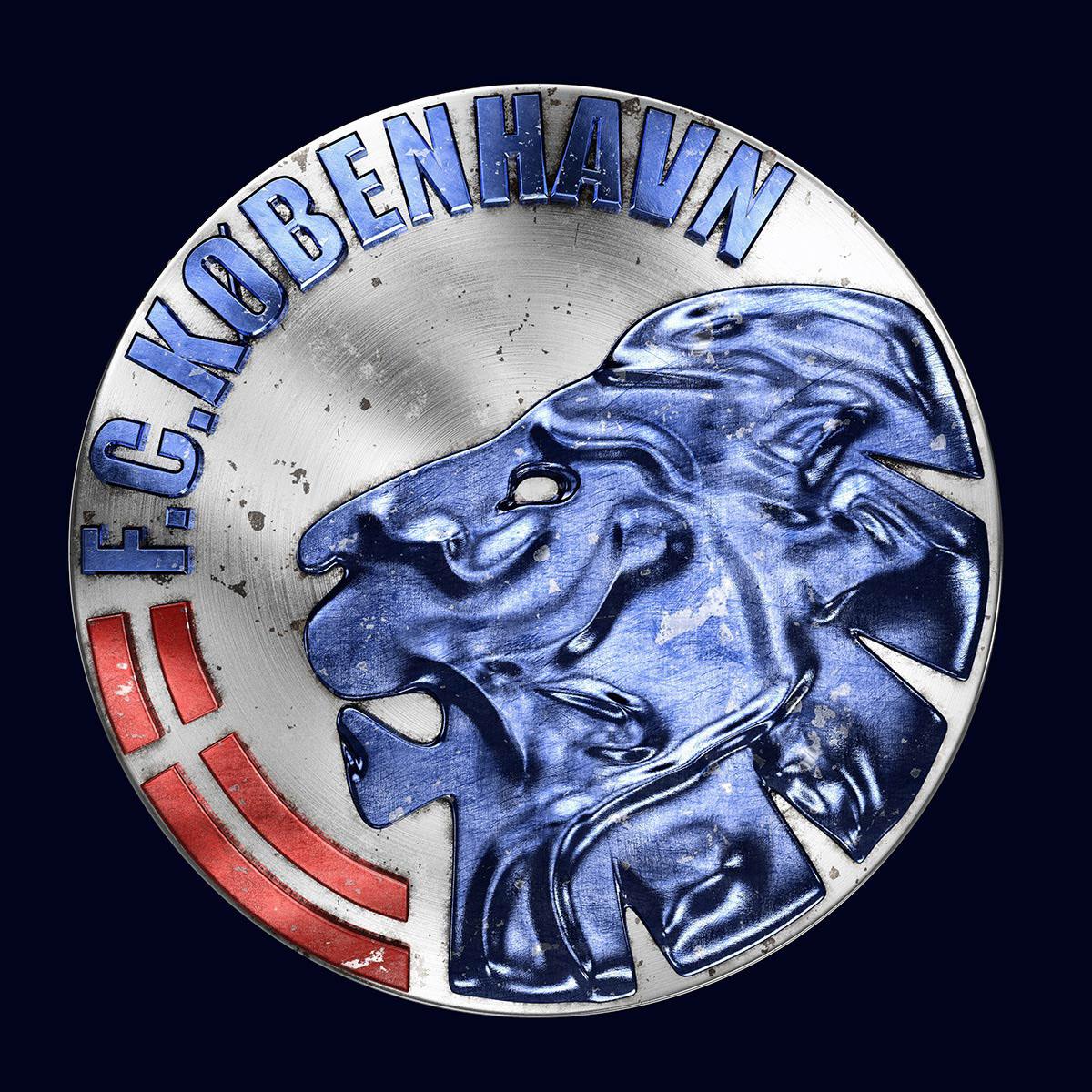 Talisman & Co.   F.C. Copenhagen Badge   Andrei Lacatusu