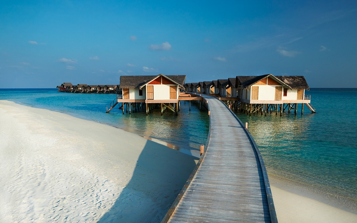 Loama Resort Maldives at Maamigili on Behance