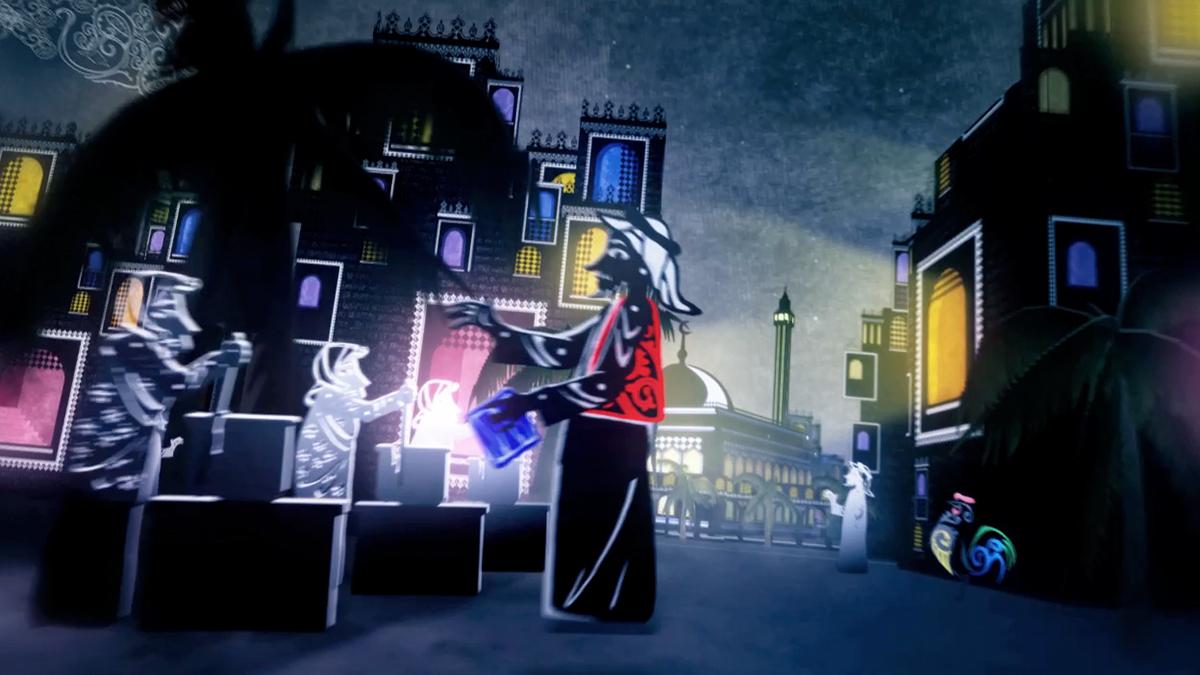 Al-Watan TV identity - Ramadan 2012 on Behance