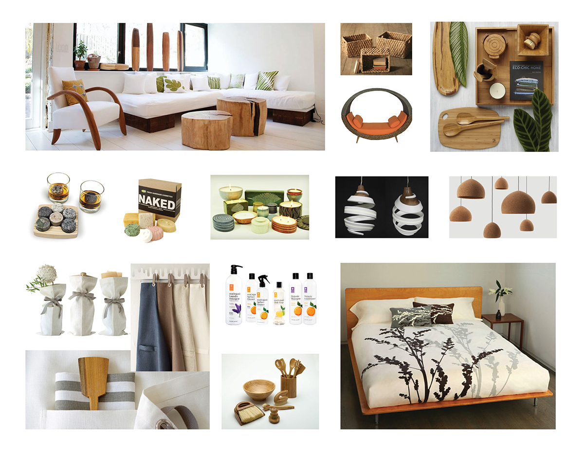 Eco Friendly Store Concept On Behance