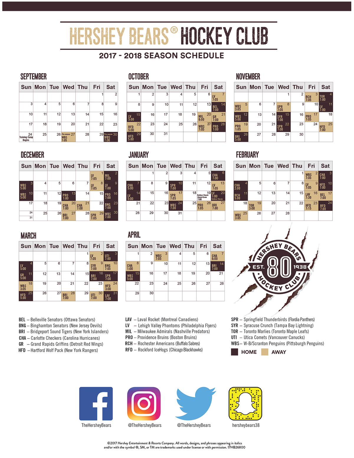 It is a picture of Trust Printable Bears Schedule