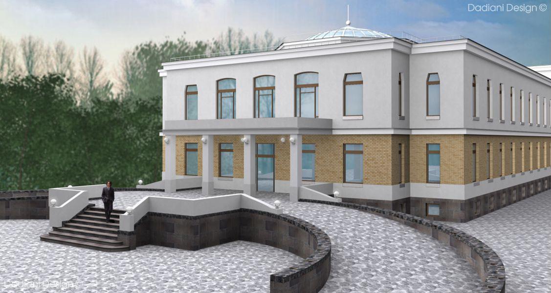 architecture building contest CONTEST WINNER Interior interior design  wedding wedding palace дворец ЗАГС