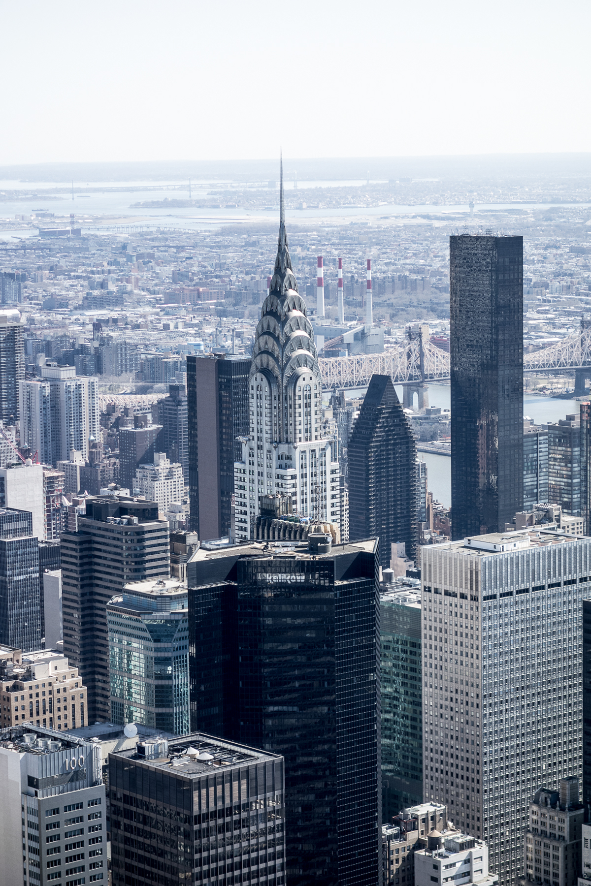city skycrapers nyc