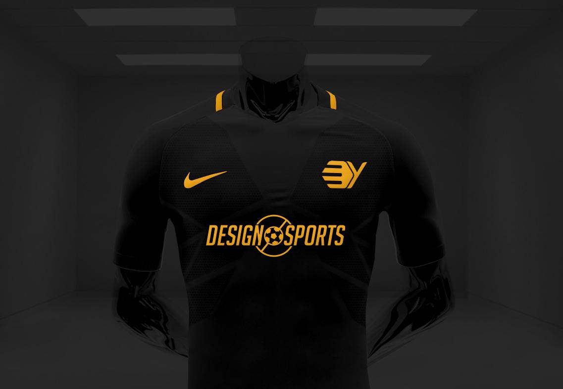 Nike Vapor Football Kit Mockup Psd Smart Download On Behance