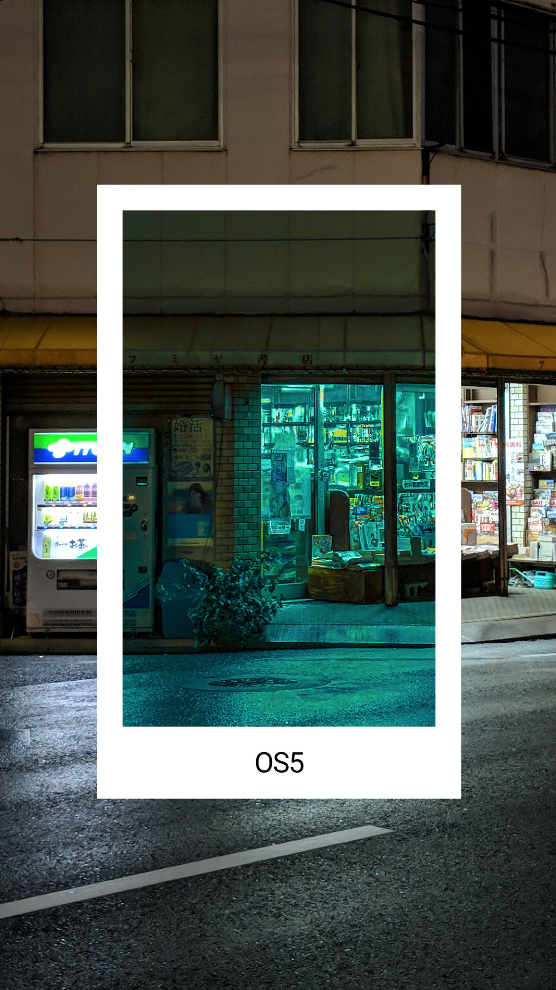 Introducing Osore: Saibāpanku & Tōkyō Lightroom Presets