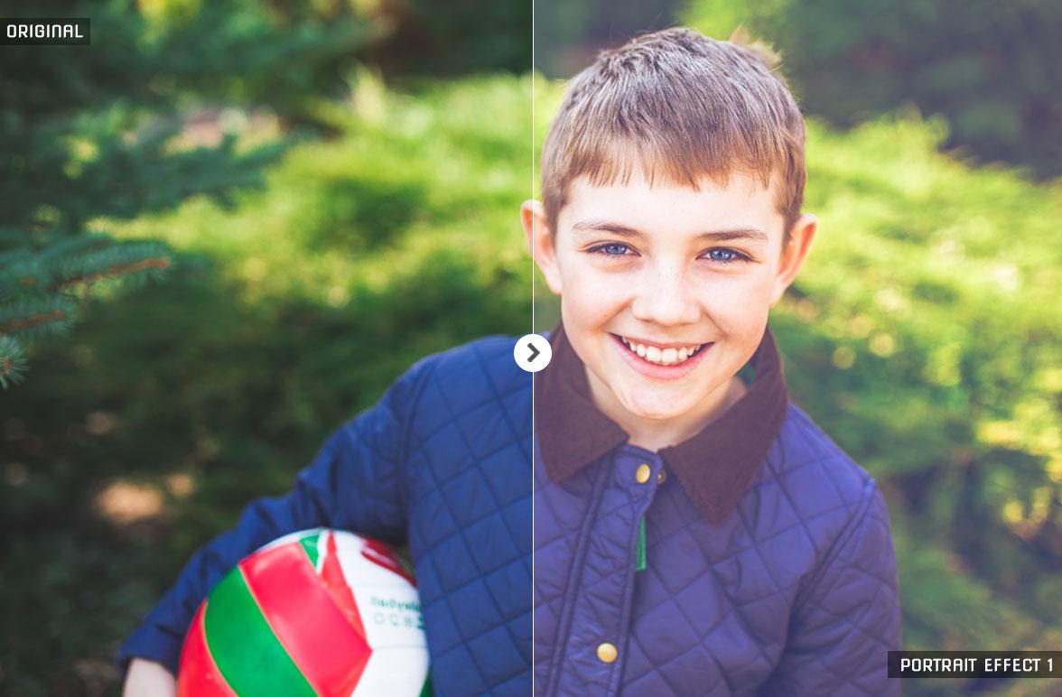 30 Portrait Effect Lightroom Presets on Behance