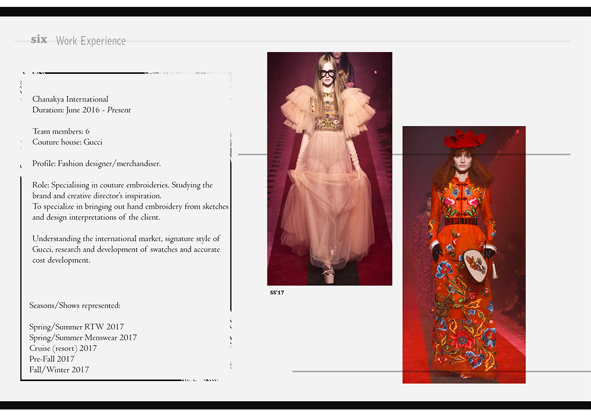 Undergraduate 2012 16 B A Fashion Design Portfolio On Scad Portfolios