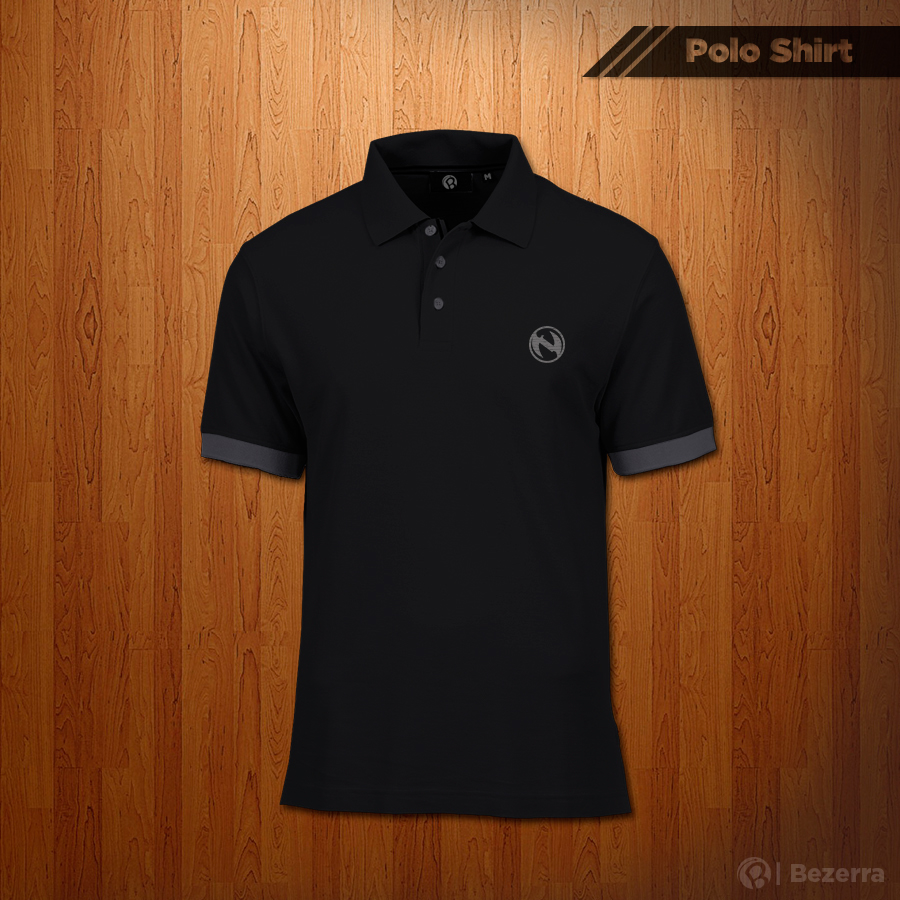 Free psd mockup polo shirt on behance for Free polo shirt mockup