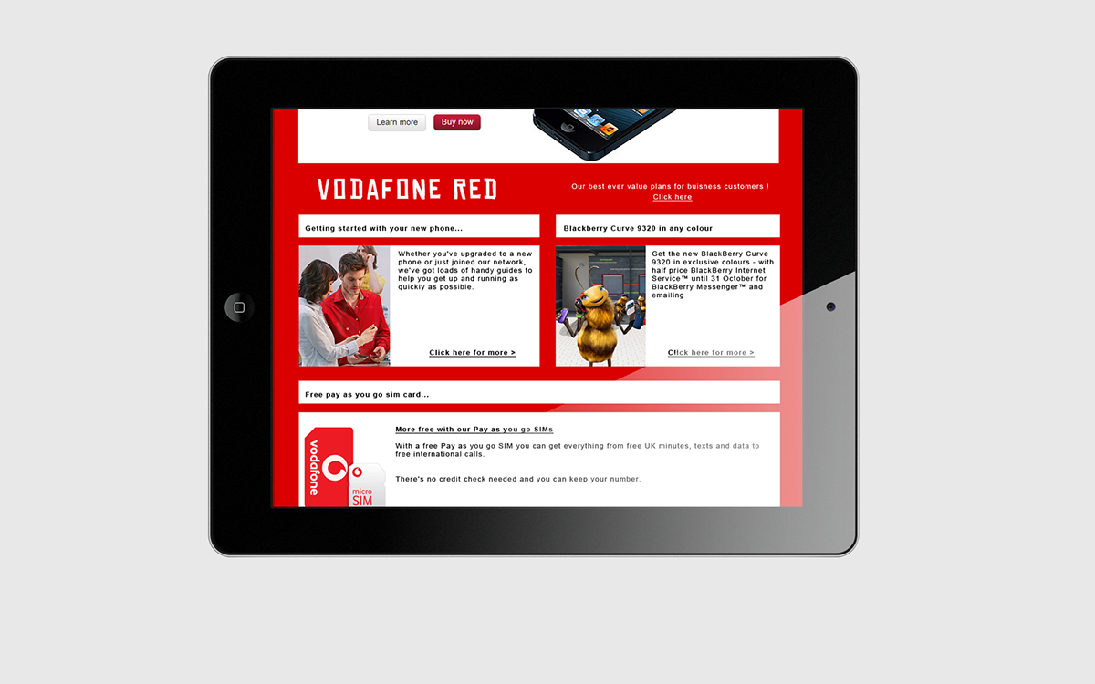Vodafone Student