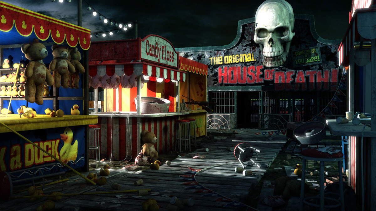 House Of The Dead Overkill Extended Edition On Behance